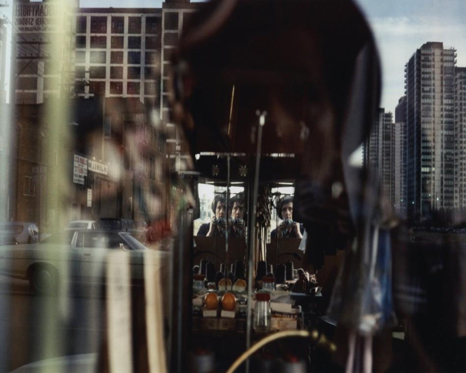 VIVIAN MAIER, Self-Portrait, Chicago 1976