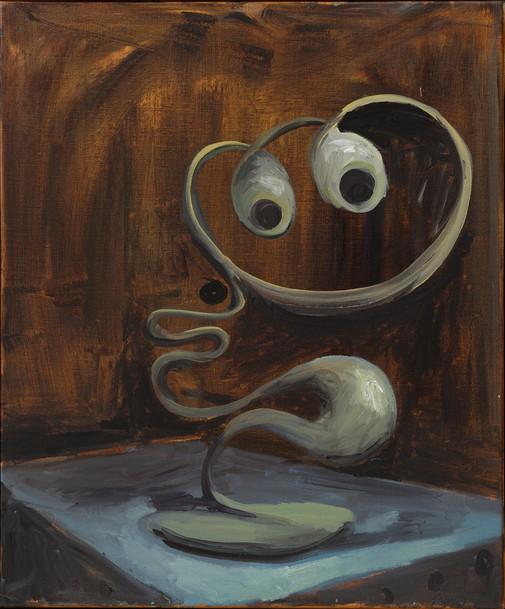 ANTON HENNING, Portrait No. 46, 2004