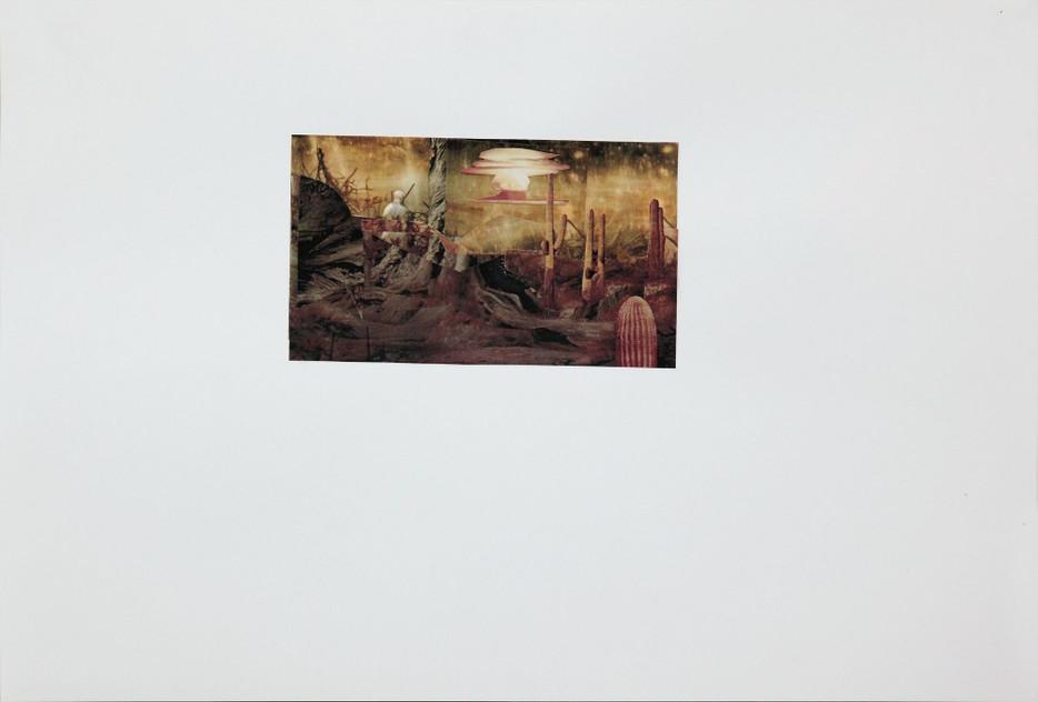 ADRIAN GHENIE, Study for Nougat 4, 2010