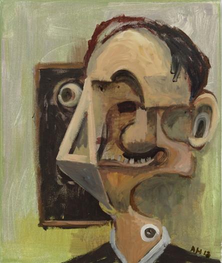 ANTON HENNING, Portrait No. 327 (Thomas), 2013