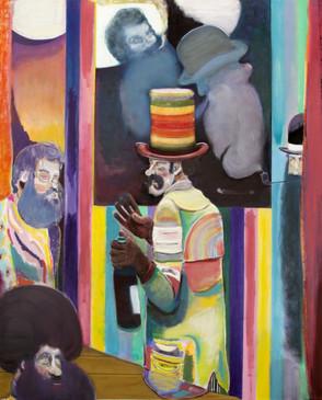 RYAN MOSLEY, A Continuing Conversation, 2017
