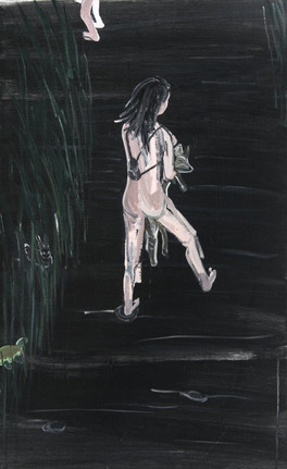 ELLEN DE MEUTTER, Don't run away from life, 2008