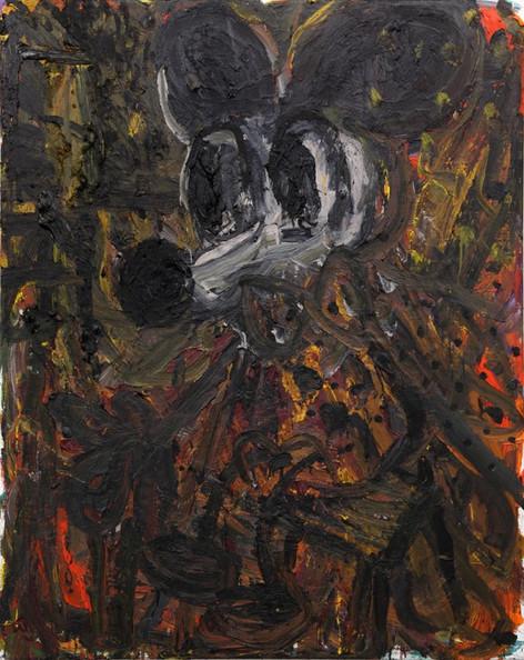 ARMEN ELOYAN, Mickey Mouse, 2013