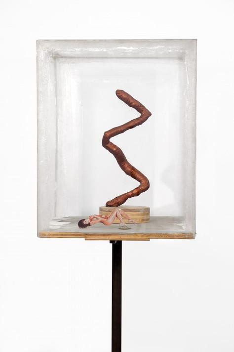 FRANZ WEST, Bronze (model), 2005