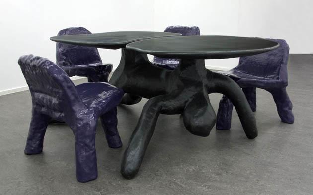 ATELIER  VAN LIESHOUT, Revolt Table, 2009