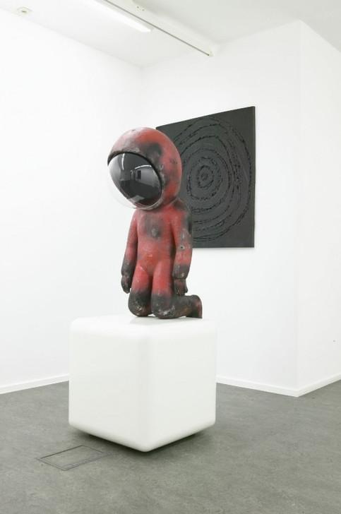 EDWARD LIPSKI, Spaceman, 2001-2005
