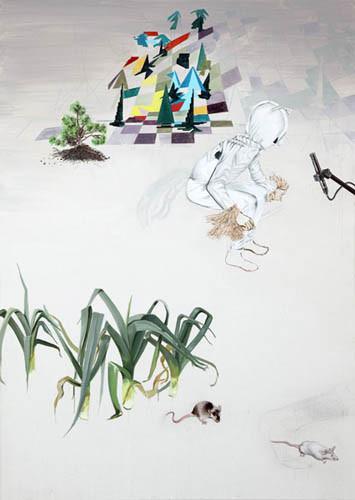 PATRICK VANDEN EYNDE, Celui de la classe des souris, 2009