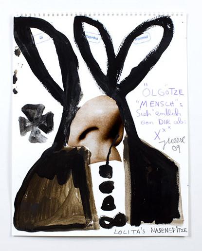 JONATHAN MEESE, Offensive, 2009