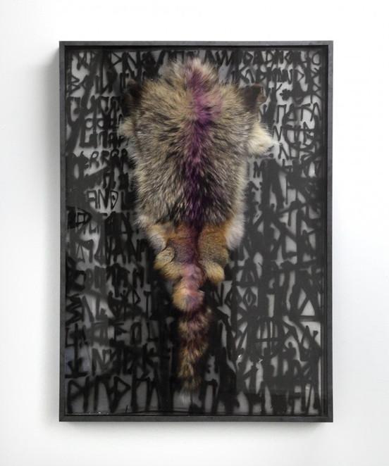 EDWARD LIPSKI, Half Breed, 2011