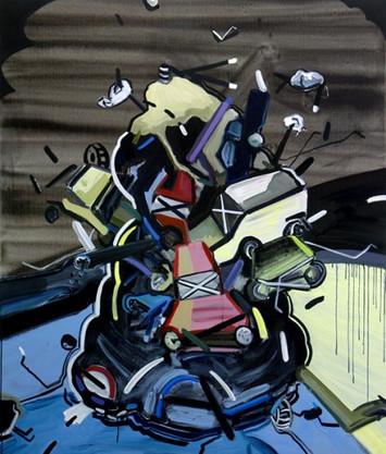 "ELLEN DE MEUTTER: ""Reject"", 2006"