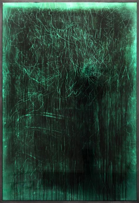 EDWARD LIPSKI, Mystical Vandalism XIX, 2015