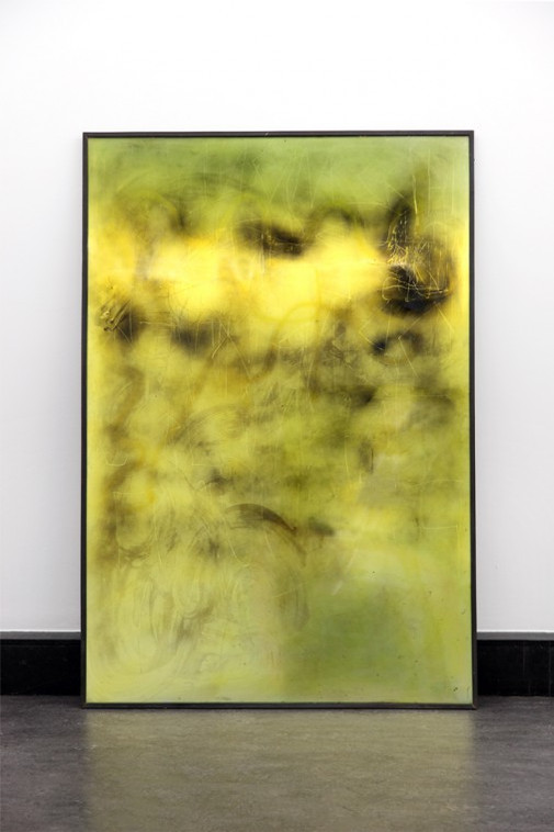 EDWARD LIPSKI, Mystical Vandalism I, 2015