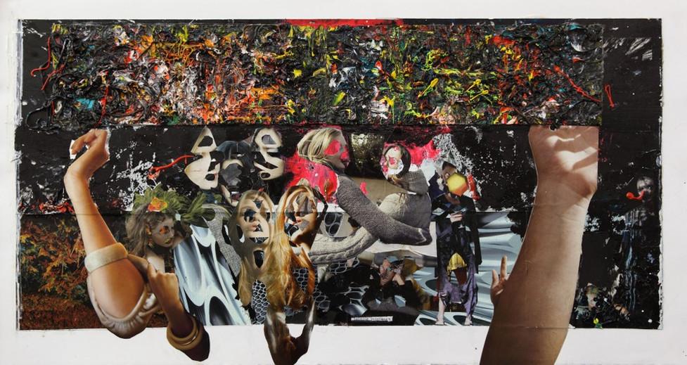 PETER ROGIERS, Teasing Paintings, 2009