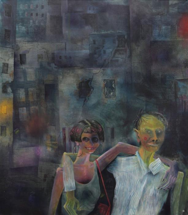 TOMASZ KOWALSKI, Blind date, 2013