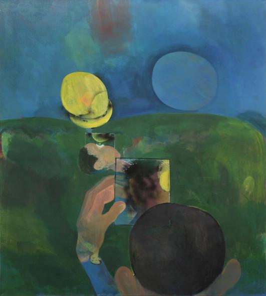 TOMASZ KOWALSKI, Untitled (Eclipse), 2015