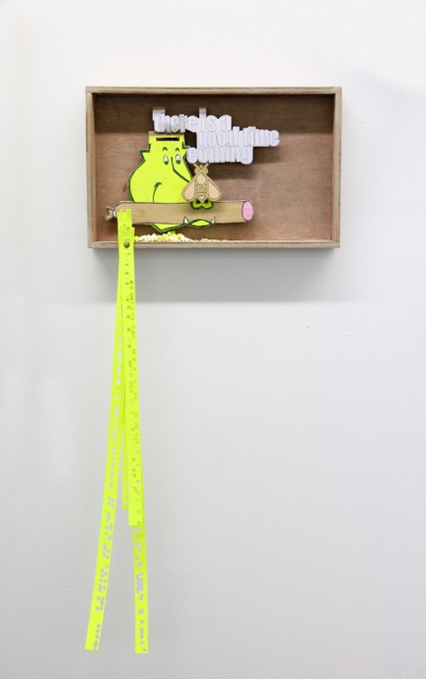 BENJAMIN VERDONCK, There is a good time coming, 2013