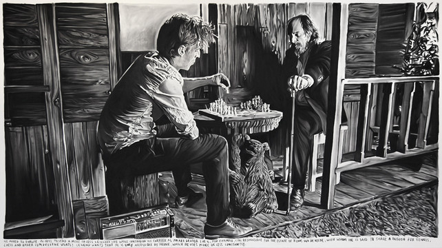 RINUS VAN DE VELDE, He moved to Europe in 1971 to lead a more or less secluded life while continuing his career as an art dealer..., 2013