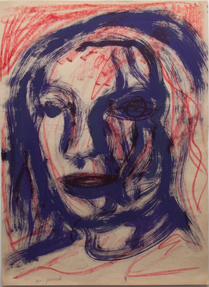 A.R. PENCK, Untitled, 1978
