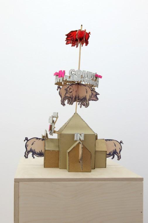 BENJAMIN VERDONCK, Comm'All in', 2006