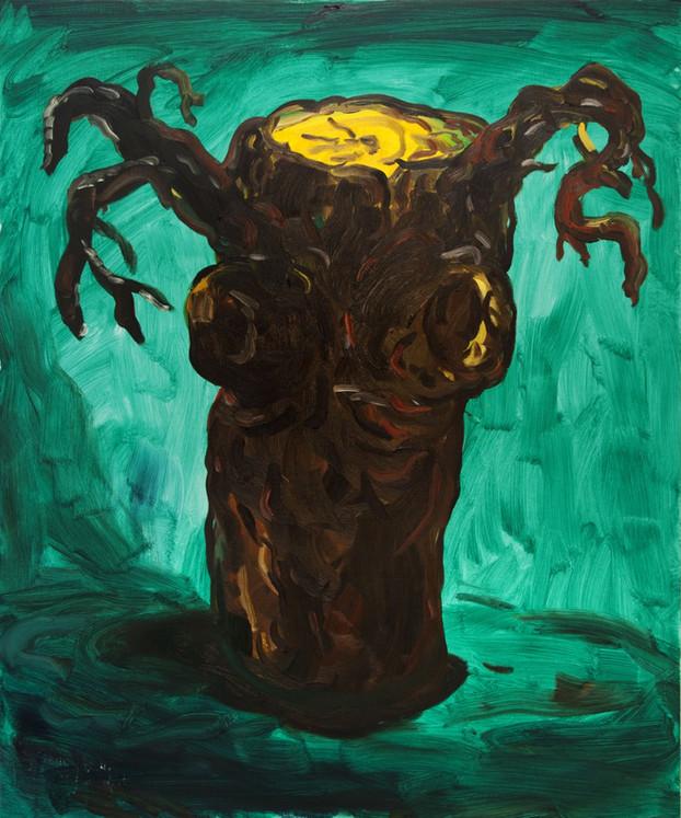 ARMEN ELOYAN Trunk Painting A.T. 3, 2018