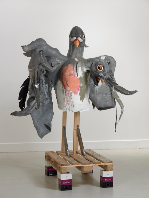 KATI HECK, Piece, 2013