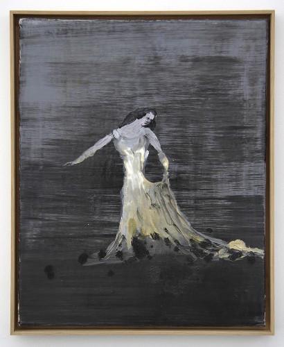 """NORBERT SCHWONTKOWSKI: """"The Bride in the Mud"""", 2008"""