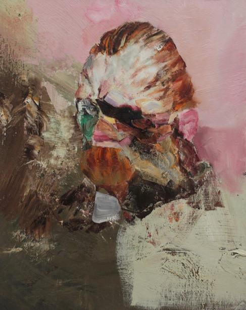 ADRIAN GHENIE, The Lidless Eye, 2014