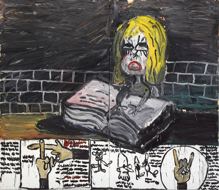 ARMEN ELOYAN, Snow White or Alice in Wonderland, 2013