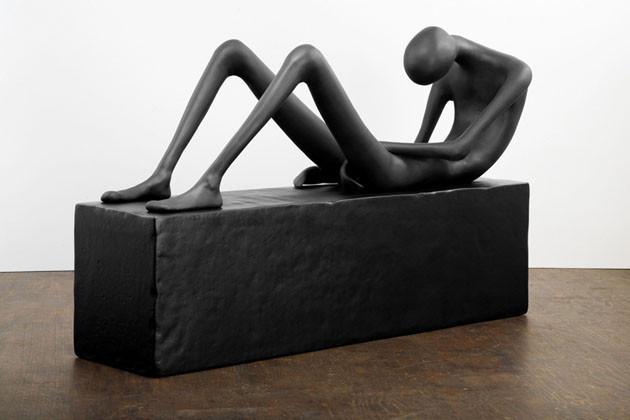 ATELIER  VAN LIESHOUT, Uitgemergelde, 2006