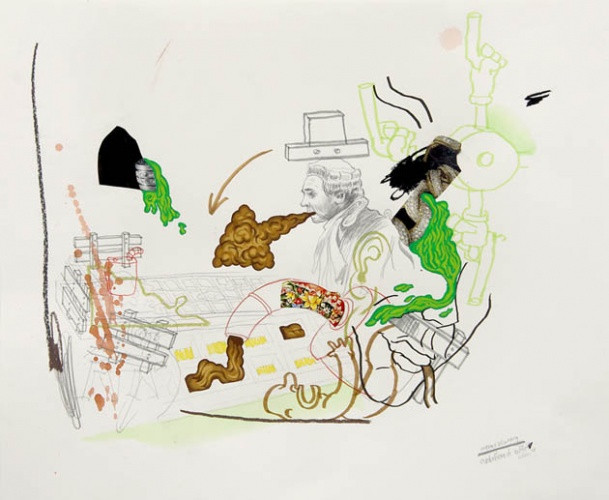 ADAM JANES, Invested all wrong evolution of buffet, 2008