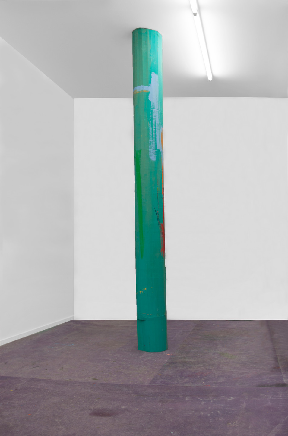 RINUS VAN DE VELDE,  Prop, Studio Robert Rino, Colored Column, 2017