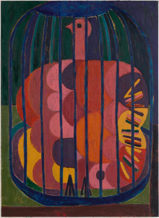 TAL R Agata, 2019-2020 oil on canvas 274 x 200 cm