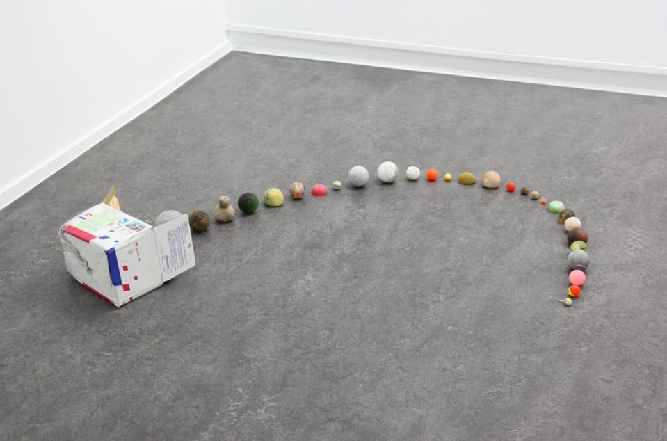 BENJAMIN VERDONCK, Post from Japan, 2010
