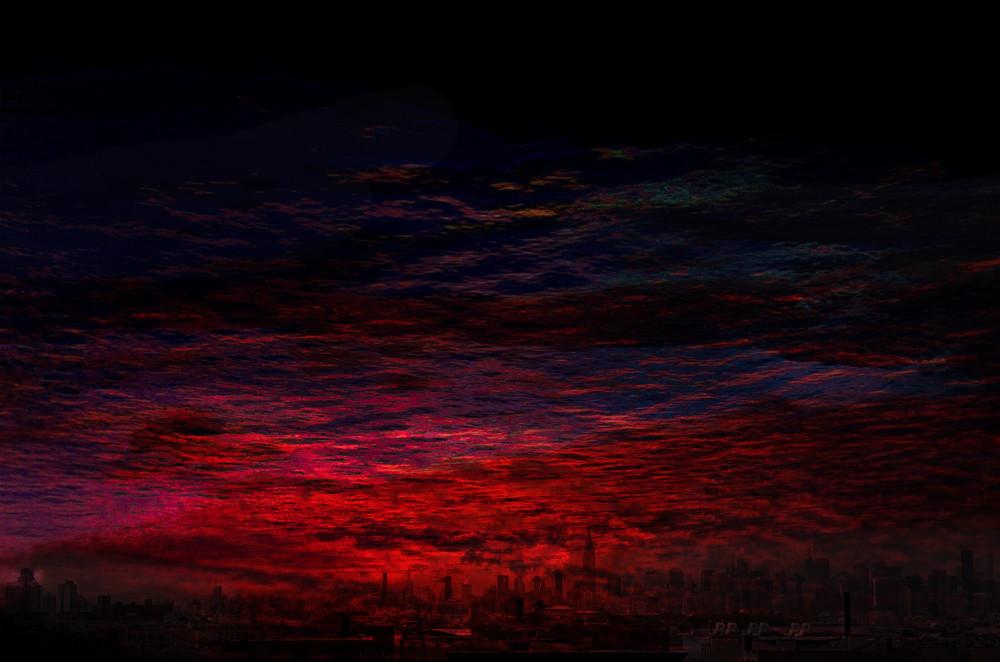 NICOLAS PROVOST, Sunset One, 2016
