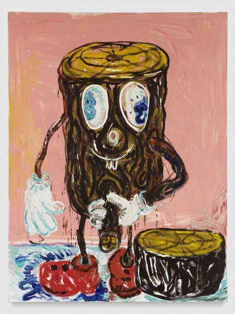 ARMEN ELOYAN Untitled, 2009 oil on canvas 240 x 180 cm