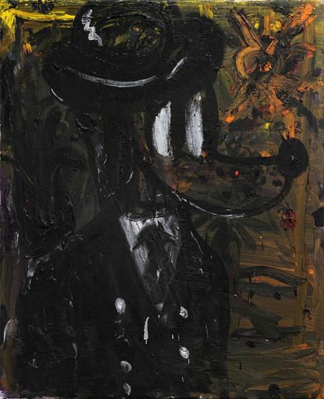 ARMEN ELOYAN, Black dog, 2013