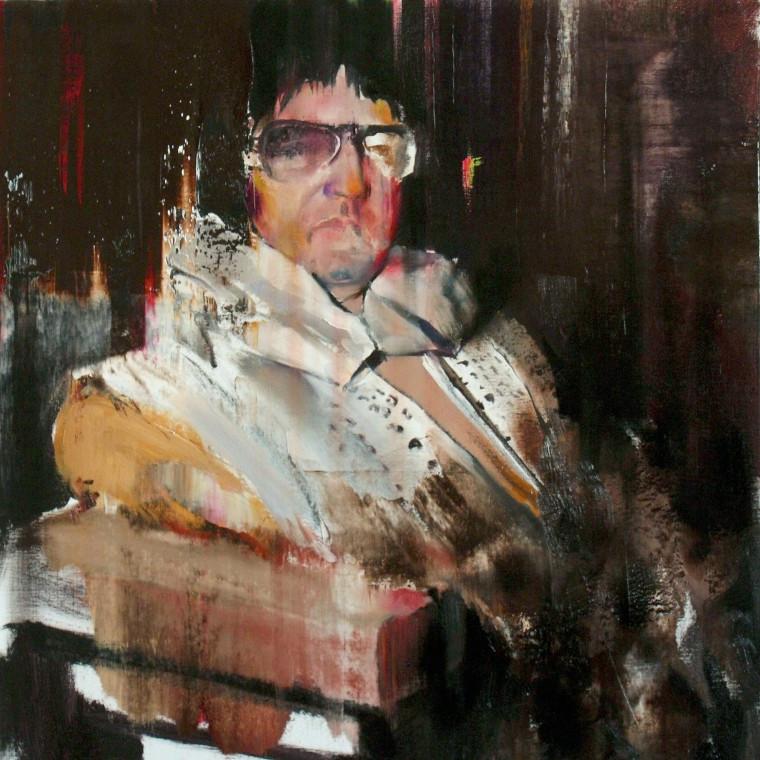 ADRIAN GHENIE, The King, 2009