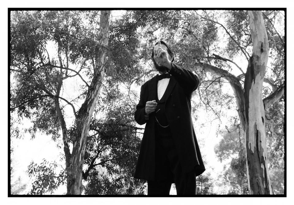 ED TEMPLETON, Lincoln at Gettysburg, Huntington Beach, 2011