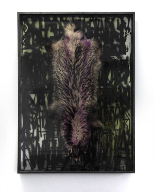 EDWARD LIPSKI, Carnivore, 2011