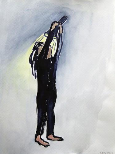 ELLEN DE MEUTTER, The Seer, 2008