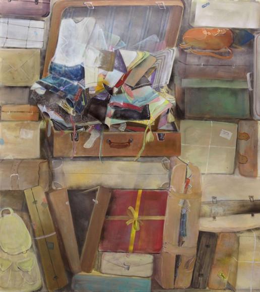 TOMASZ KOWALSKI, Untitled (Present), 2012