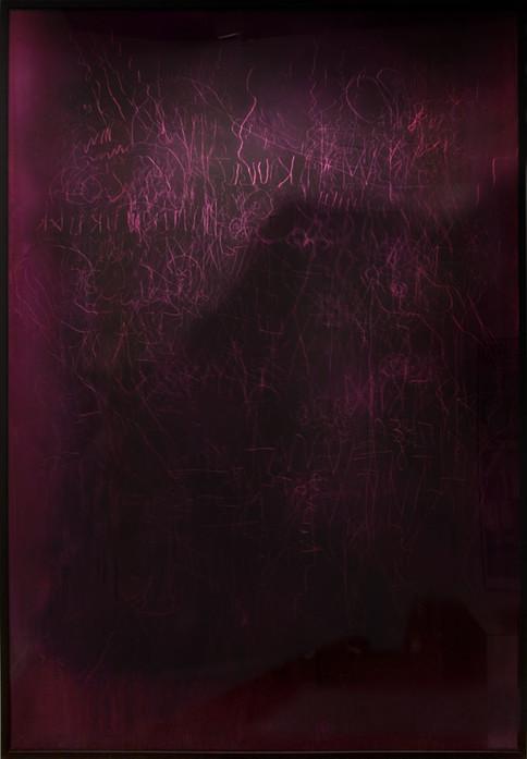 EDWARD LIPSKI, Mystical Vandalism XXV, 2018