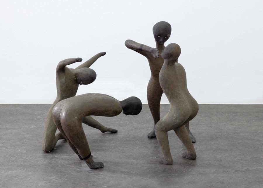 HENK VISCH, Dancing Undocumented Resident Alien, 2003-2010