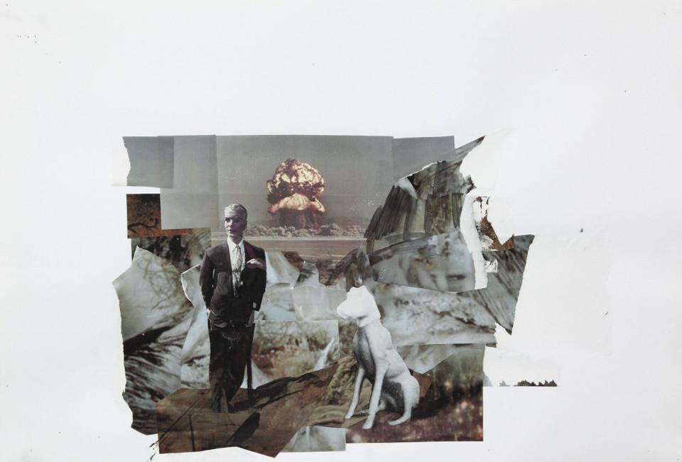 ADRIAN GHENIE, Study for The Devil 3, 2010