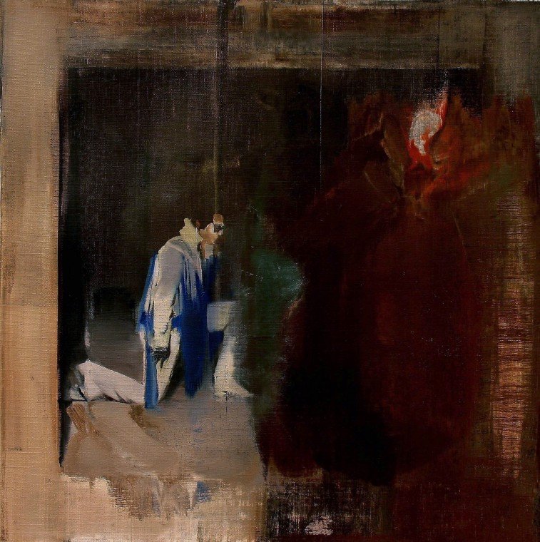 ADRIAN GHENIE, Elvis and the Holy Ghost, 2009