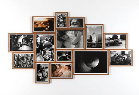 ED TEMPLETON Time Margins, 2017 14 Silver Gelatin Prints / C-Prints 123 x 213 cm edition of 3
