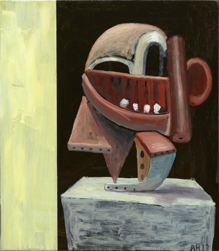 ANTON HENNING, Portrait No. 385, 2013