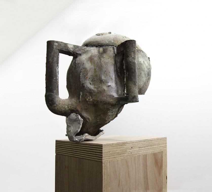 PETER ROGIERS, Selfportrait, 2009