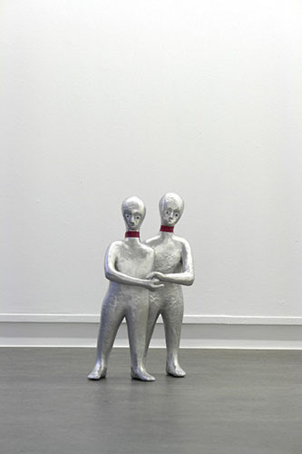 HENK VISCH, Which of us do you think is right, 2007