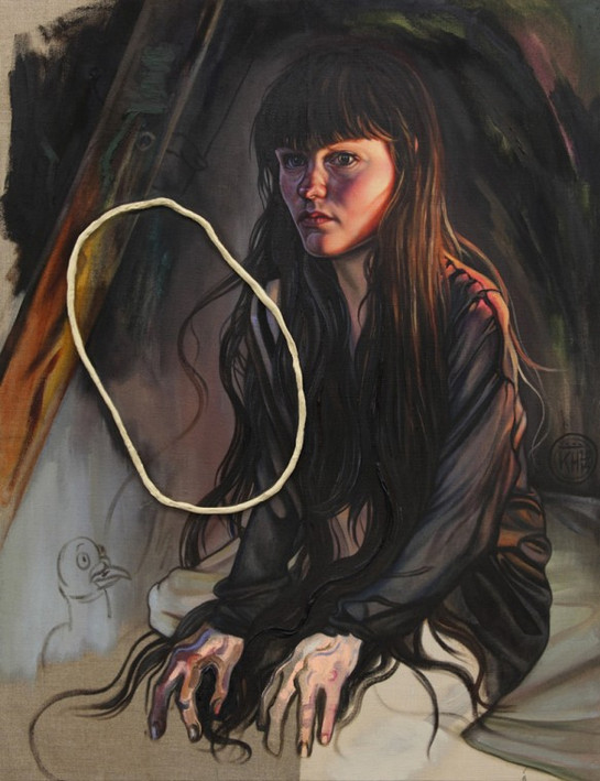 KATI HECK, O Laura, 2014